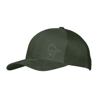 Cap - /29 TRUCKER MESH SNAP BACK olive night
