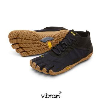 Chaussures 5 doigts femme V-TREK noir/gum