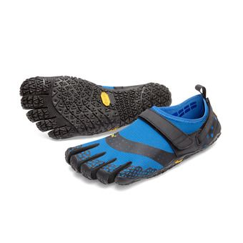 Five Fingers V-AQUA - Escarpines hombre azul/negro