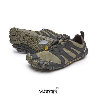 Five Fingers V-TRAIL 2.0 - Chaussures trail Homme lierre/noir