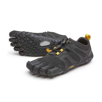 Five Fingers V-TRAIL 2.0 - Chaussures trail Femme noir/jaune