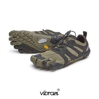 Five Fingers V-TRAIL 2.0 - Chaussures trail Femme lierre/noir