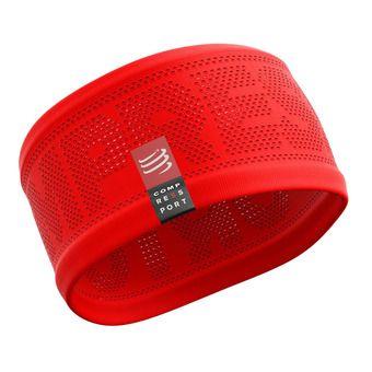 Compressport ON/OFF - Headband - red
