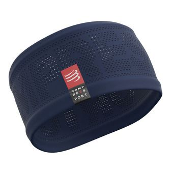 Compressport ON/OFF - Bandeau bleu