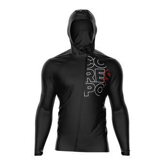 Hurricane Waterproof 10/10 Jacket Homme BLACK