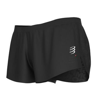 Compressport RACING SPLIT - Short Homme noir