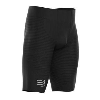 Compressport OXYGEN UNDER CONTROL - Pantaloncini Uomo black