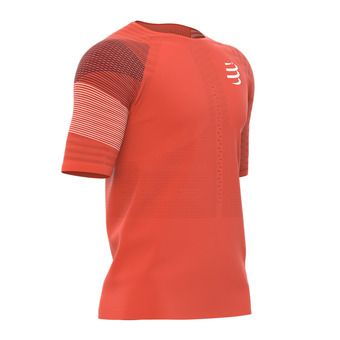 Compressport RACING - Jersey - Men's - orange sang