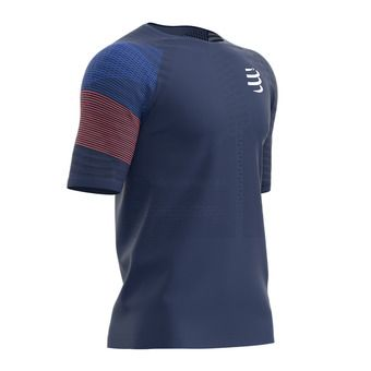 Compressport RACING - Jersey - Men's - blue