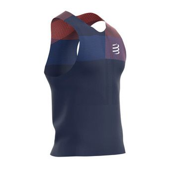 Compressport PRORACING - Camiseta hombre blue