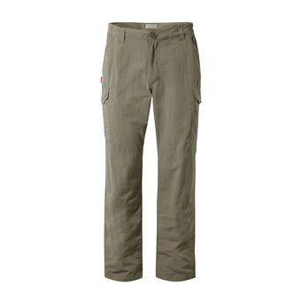 Craghoppers CARGO II - Pantalon Homme elephant