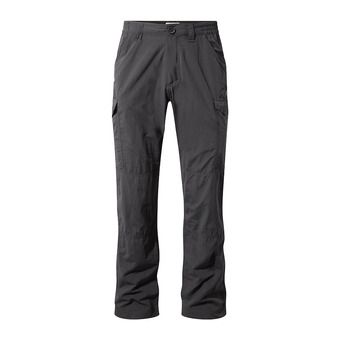 Craghoppers CARGO II - Pantalon Homme black pepper