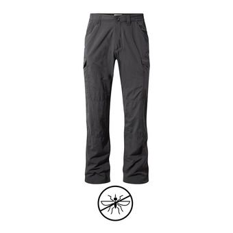 Craghoppers CARGO II -  Pantalón hombre black pepper
