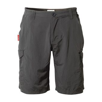 Cargo Short Black Pepper Homme Black Pepper
