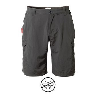 Craghoppers CARGO - Short Homme black pepper