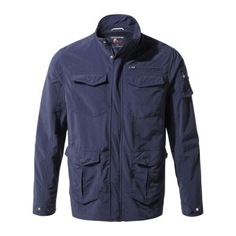 Adv Jacket Blue Navy Homme Blue Navy
