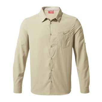 Craghoppers NUORO - Chemise Homme rubble