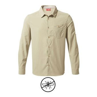 Craghoppers NUORO - Camisa hombre rubble
