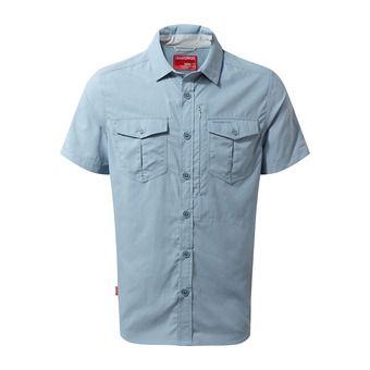 Adv SS Shirt Fogle Blue Homme Fogle Blue