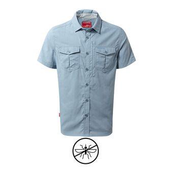 Camisa hombre ADVENTURE fogle blue