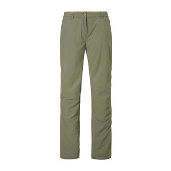 Craghoppers NOSILIFE II - Pantalon Femme soft moss