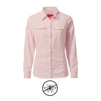 Craghoppers ADVENTURE - Camicia Donna seashell pink