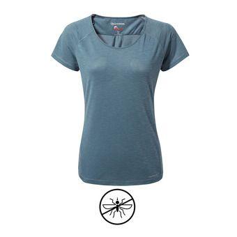 Craghoppers HARBOUR - Tee-shirt Femme venetian teal