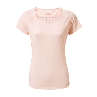 Craghoppers HARBOUR - Tee-shirt Femme seashell pink