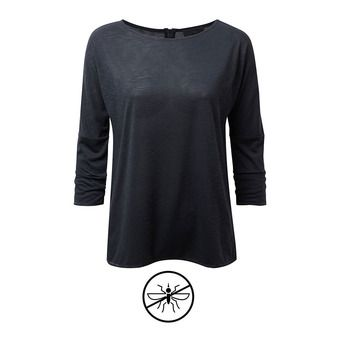 Craghoppers SHELBY - Tee-shirt Femme midnight blue
