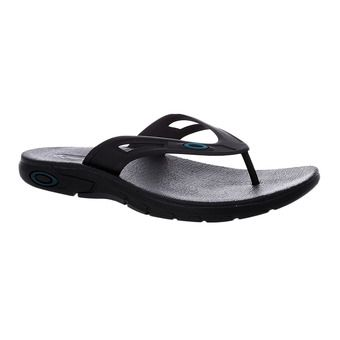 Chanclas hombre ELLIPSE FLIP blackout