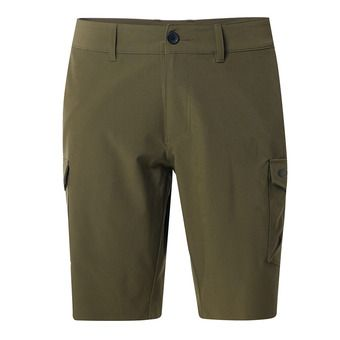 Oakley HYBRID CARGO - Short Homme dark brush