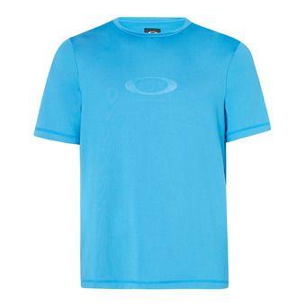 Oakley ELLIPSE LOGO - Rashguard Homme hawaiian blue