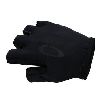Oakley MITT - Fingerless Gloves - Men's - blackout