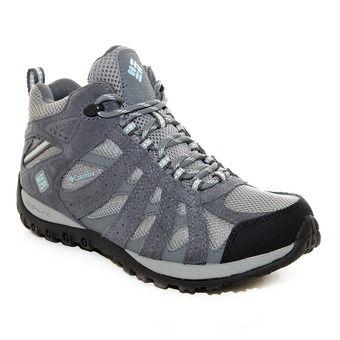 Zapatillas mujer REDMOND™ MID light grey/sky blue