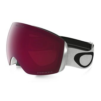 Masque de ski FLIGHT DECK matte white/prizm rose