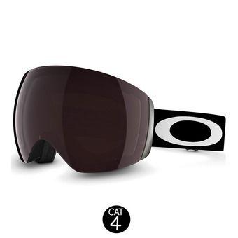 Masque de ski FLIGHT DECK matte black - prizm black iridium