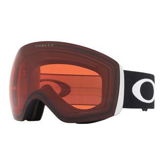 Oakley FLIGHT DECK - Gafas de esquí matte black/prizm pink