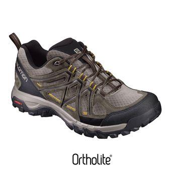 Chaussures de randonnée homme EVASION 2 AERO vintage kaki/bungee cord/honey