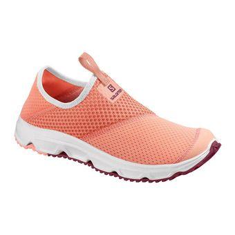 Salomon RX MOC 4.0 - Chaussures récupération Femme desert flower/wht/malaga