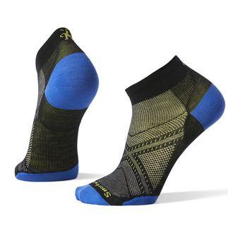 Smartwool PHD RUN ULTRA LIGHT LOW CUT - Socks - black