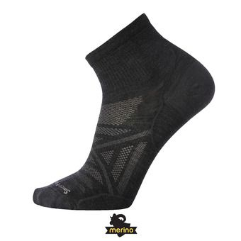 Smartwool PHD OUTDOOR ULTRA LIGHT MINI - Calcetines charcoal