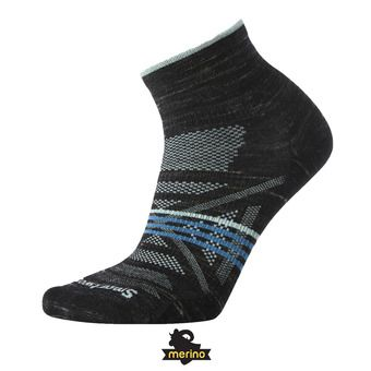 Smartwool PHD OUTDOOR ULTRA LIGHT MINI - Calcetines mujer black heather