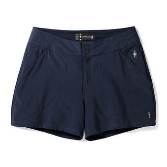 "Smartwool MERINO HIKE SPORT 4"" - Shorts - Women's - deep navy"