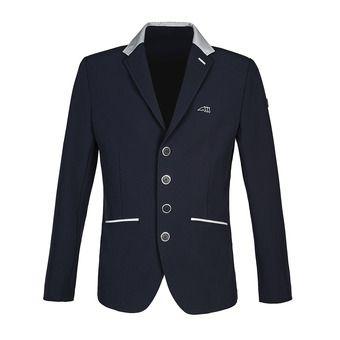 Equiline CHRIS - Veste concours Homme blue