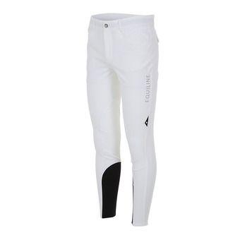 Equiline GRAFTON - Pantalon Homme white