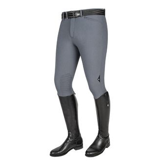 Equiline WILLY - Pantalon siliconé Homme gray