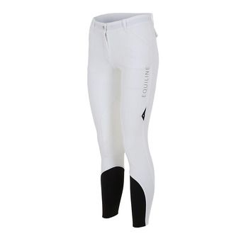 Equiline BOSTON - Pantalon Femme white
