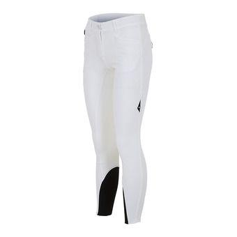 Pantalon siliconé femme LENA white