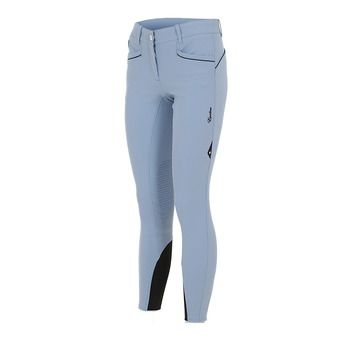 Pantalon siliconé femme LENA light blue