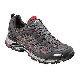 Meindl CARIBE GTX - Hiking Shoes - Men's - black/red